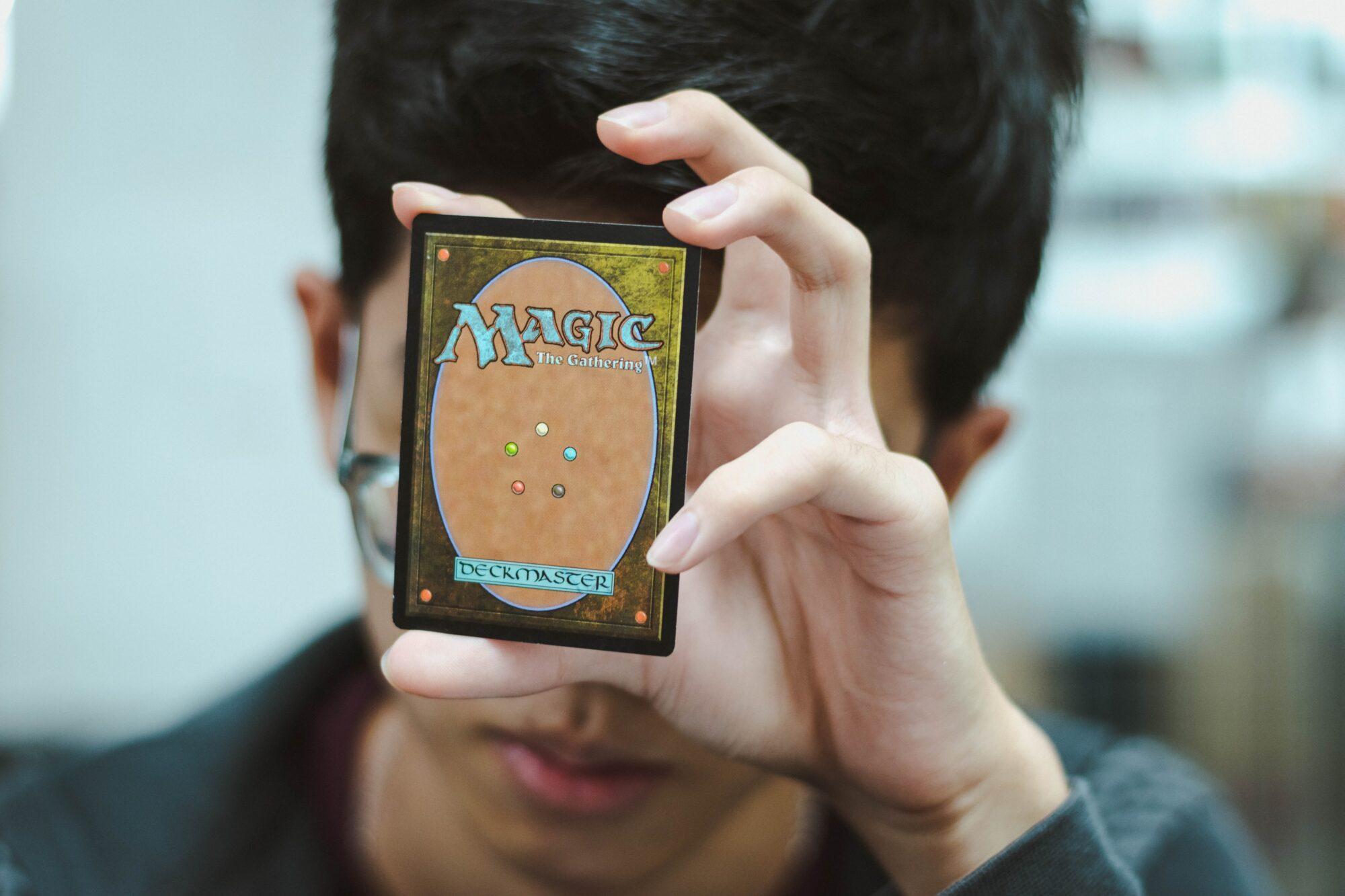 Magic the Gathering – det første Trading Card Game